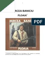 Mircea Baniciu Ploaia