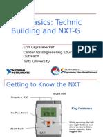NXT Basics *