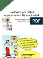 Trastornos Por Déficit Atencional Con Hiperactividad II