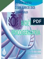 Bioetica y Psicogeriatria