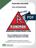 Catálogo Linha Mecânica ronemak