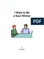 I Want to Be a Soul Winner