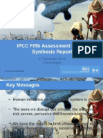 PCC Fifth Assessment ReportSynthesis Report