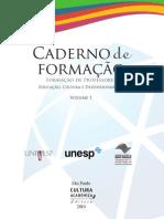 03 Cad Form - Vol 01 - História Da Educação Brasileira