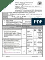 Plan de Evaluación 1er Periodo Etimologías