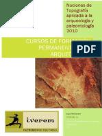 Topografía Aplicada a La Arqueología y Paleontología