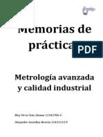 METROLOGIA prácticas