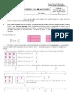 Guia de Fracciones 4º 2