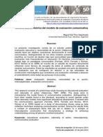 Evaluación Comunicativa, Del Pino