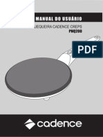 Panquequeira Cadence