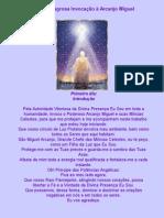 Oração São Miguel