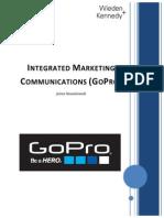 final report imc (gopro)