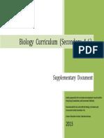 Bio Supplement e 2016