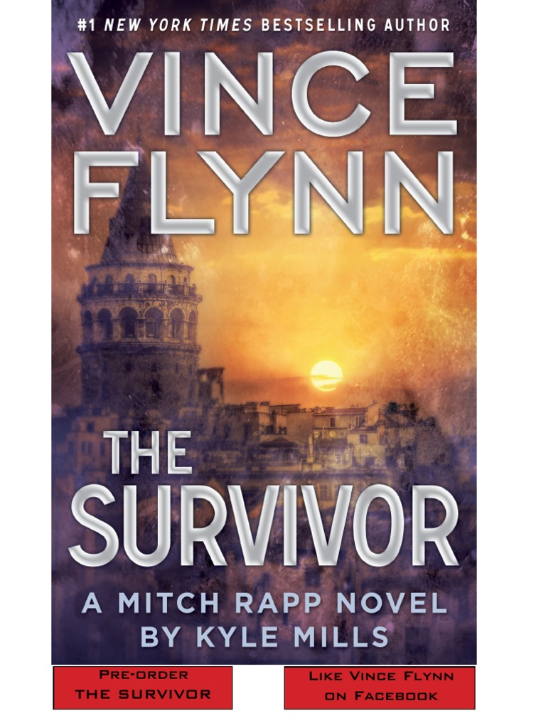 The survivor by vince flynn with kyle mills central intelligence the survivor by vince flynn with kyle mills central intelligence agency unrest fandeluxe Images