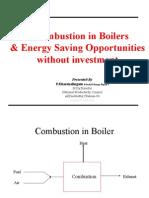 Boiler Combustion