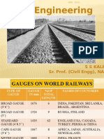Civil Engineering in Indian Railways SPCE