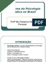 Panorama Da Psicologia Ju Ridic a No Brasil