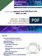 SAN boot MPIO SDD and SDDPCM
