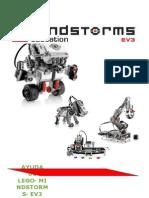 AYUDA  LEGO® MINDSTORMS® EV3
