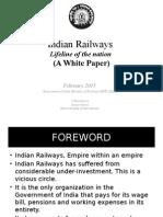 IR White Paper2015 by S Mookerjee DG NAIR