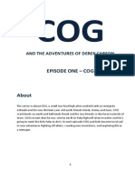 COG and the Adventures of Derek Carson