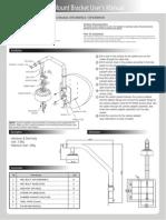 Digimerge MNTZ36PP Installation Manual