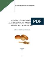 (Md) Indrumar de Lab. - Analize Fizico-chimice Ale Alimentelor Produse de Panificaţie Şi Ambalaje [Boestean, Bantea] (2011)