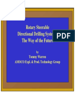 Rotary Steerable Systems