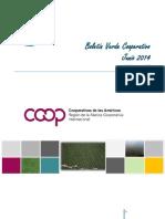Boletín Verde Cooperativo No. 16