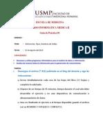 Guía práctica 01