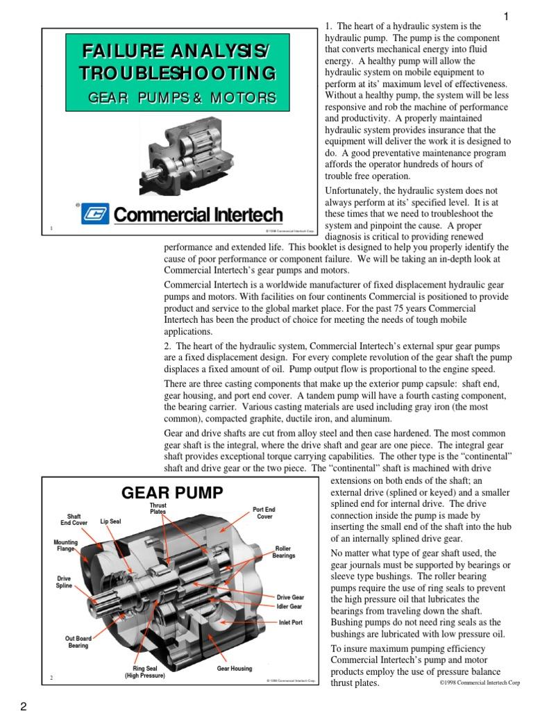 general motors failure analysis