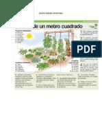Huerta Urbana Sustentable
