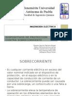 Dispositivos de Proteccion Contra Sobrecorriente