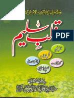 Qalb e Saleem by Sheikh Zulfiqar Ahmad Naqshbandi