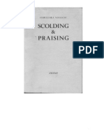 Scolding Praising (Complete Book)