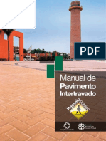 Manual Pavimento Intertravado