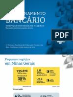 Relacionamento Bancário - MPE MEI Mineiro