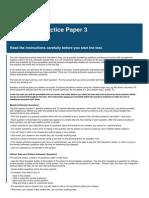 Numeracy Practice Paper 3 (1)