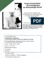Antropología Del Genocidio GUIAS