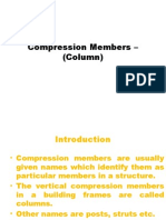 Compression Members1