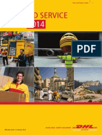Dhl Express Tariff Guide 2014 Br Pt