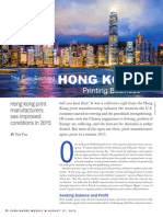 Printing in Hong Kong 2015