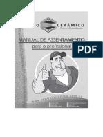 Manual de Assentamento Profissional.