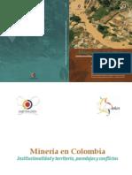 Informe de Contraloría Colombia 2014