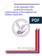 Filiberto Ojeda FBI Full_report