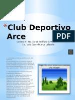 Club Deportivo Arce