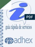 GUÍA RÁPIDA ADHEX