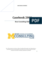 Ross- Casebook 2008