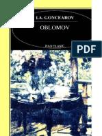 I. a. Goncearov - Oblomov (v2.0)