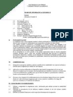 Silabus Informatica Contable II